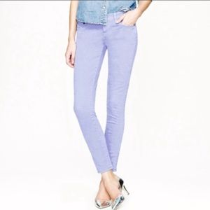 J. Crew Cropped Matchstick Jeans Size 25